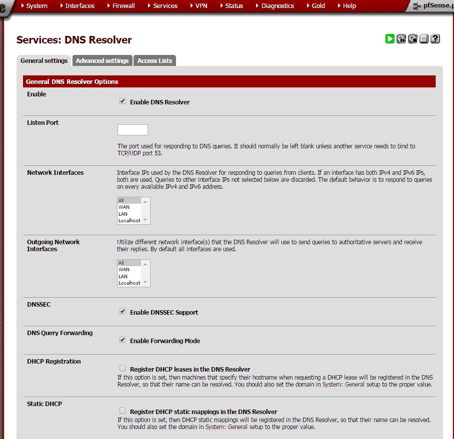 Pi-Hole ad blocking software with PfSense firewall – S55MA HAM blog